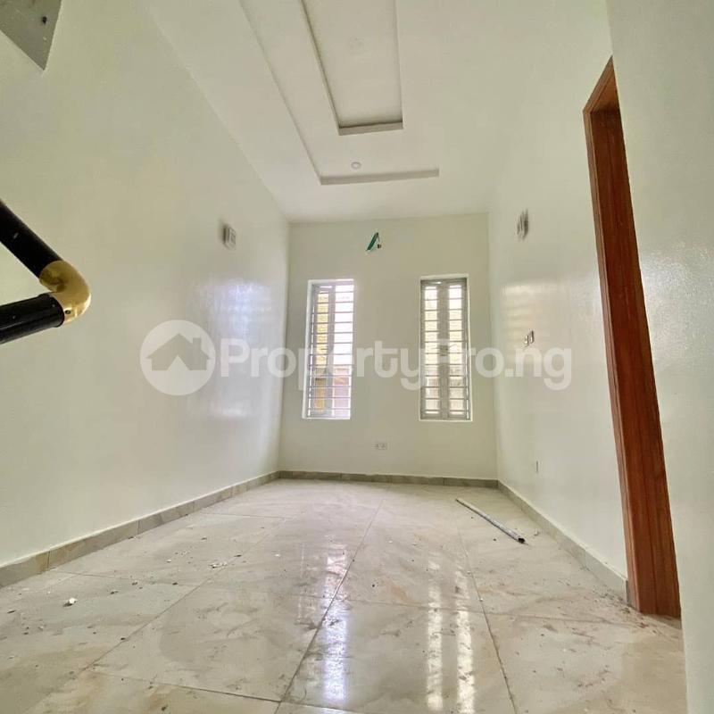 4 bedroom Semi Detached Duplex House for sale chevron Lekki Lagos - 2