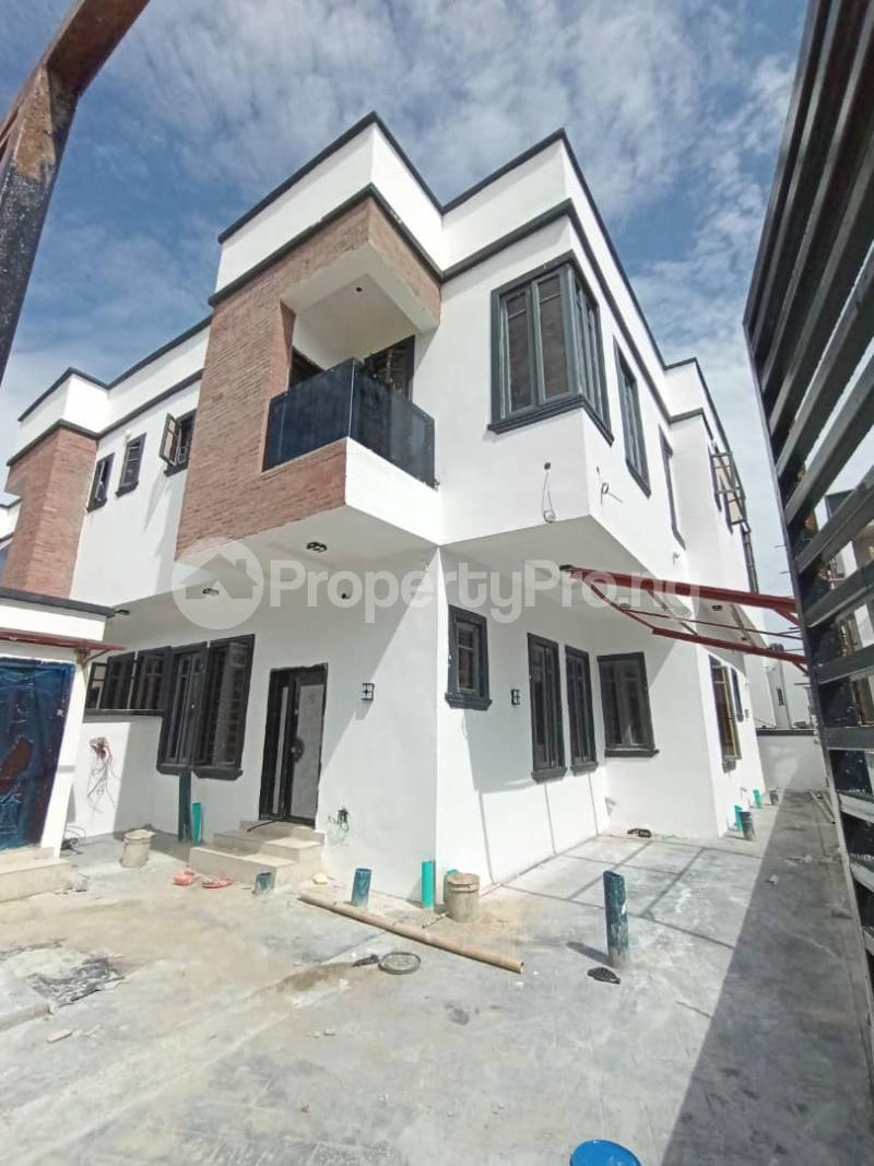 4 bedroom Semi Detached Duplex for sale Ajah Lekki Ado Ajah Lagos - 10