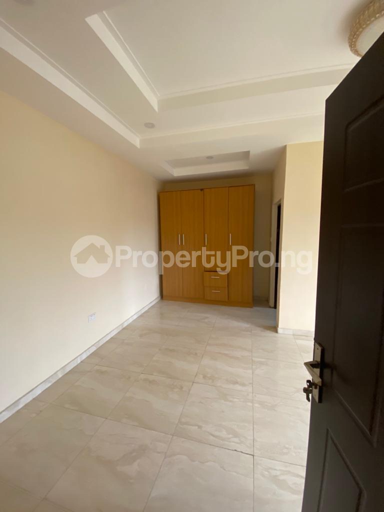 4 bedroom Semi Detached Duplex House for rent Orchid chevron Lekki Lagos - 4