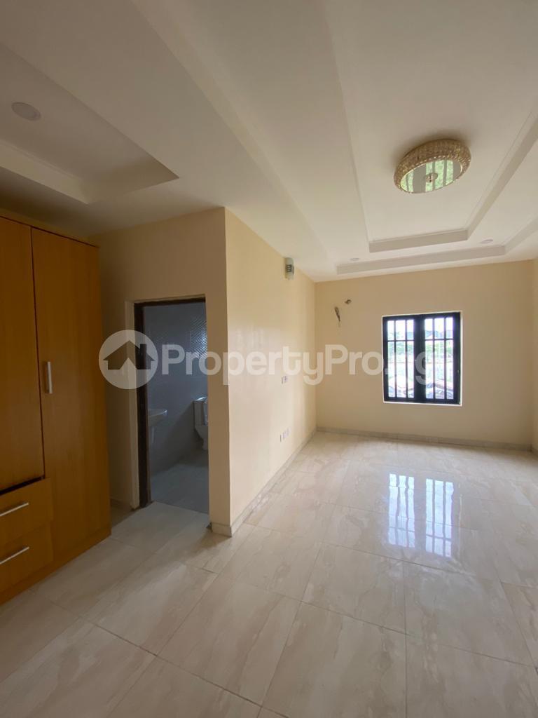 4 bedroom Semi Detached Duplex House for rent Orchid chevron Lekki Lagos - 5