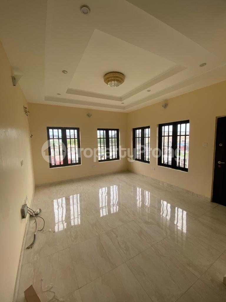 4 bedroom Semi Detached Duplex House for rent Orchid chevron Lekki Lagos - 8
