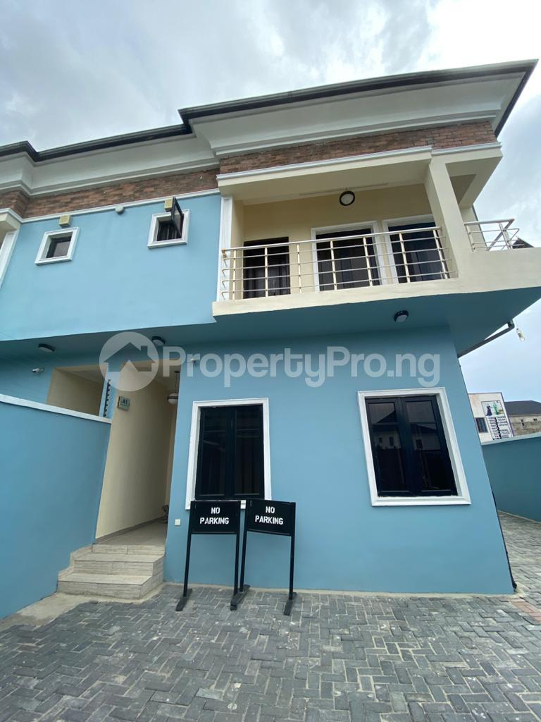 4 bedroom Semi Detached Duplex House for rent Orchid chevron Lekki Lagos - 0