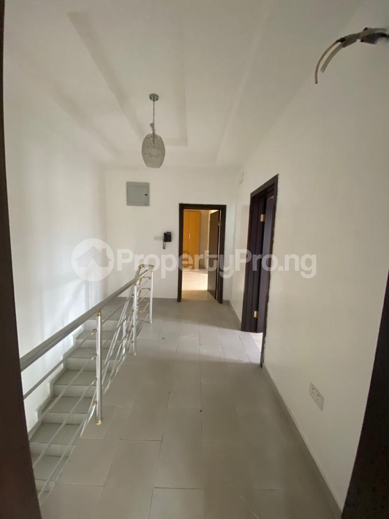 4 bedroom Semi Detached Duplex House for rent Orchid chevron Lekki Lagos - 11