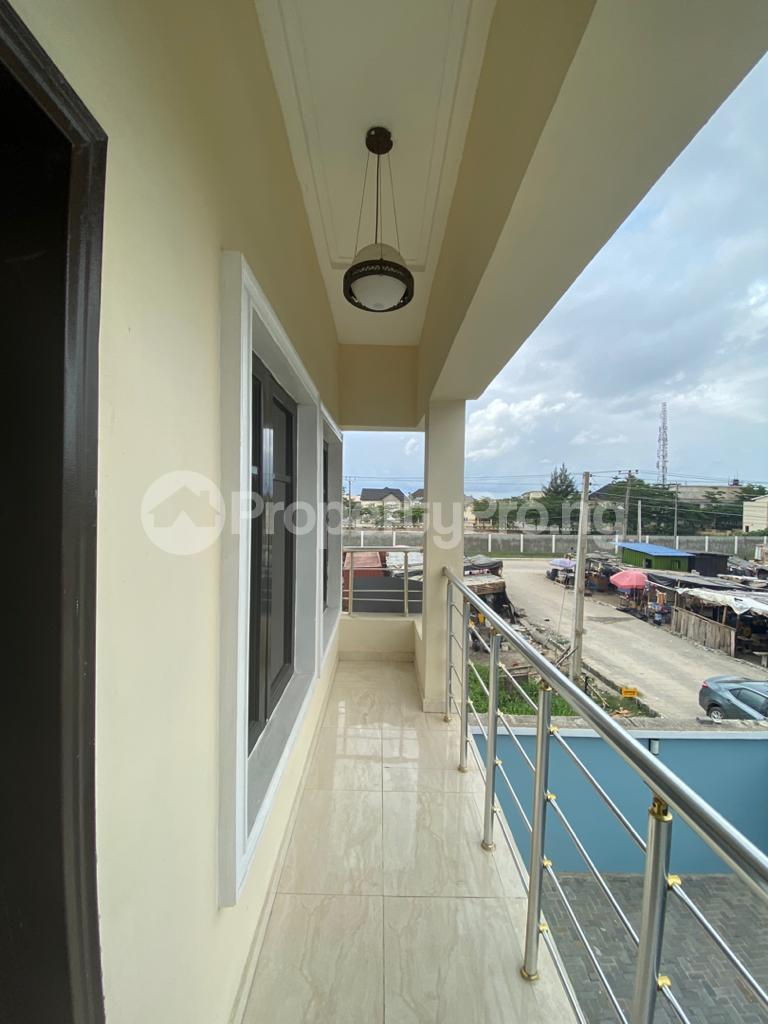 4 bedroom Semi Detached Duplex House for rent Orchid chevron Lekki Lagos - 12