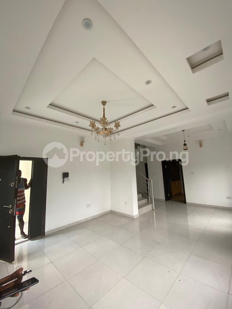 4 bedroom Semi Detached Duplex House for rent Orchid chevron Lekki Lagos - 13