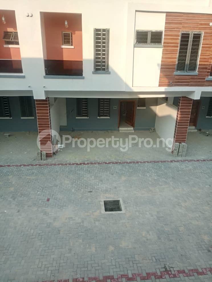 4 bedroom Terraced Duplex for sale Eden's Court Chevron Drive Lekki chevron Lekki Lagos - 7