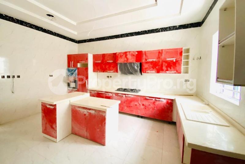4 bedroom Terraced Duplex for sale Eden's Court Chevron Drive Lekki chevron Lekki Lagos - 8