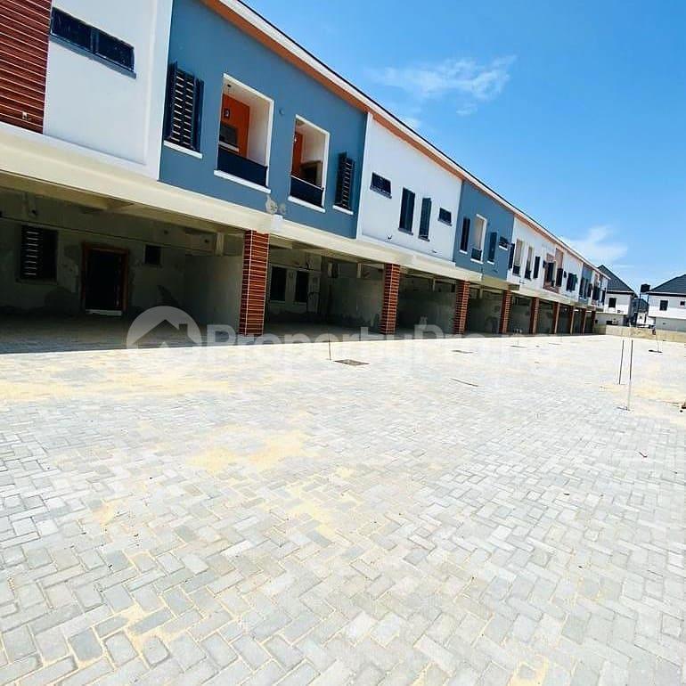 4 bedroom Terraced Duplex for sale Eden's Court Chevron Drive Lekki chevron Lekki Lagos - 2