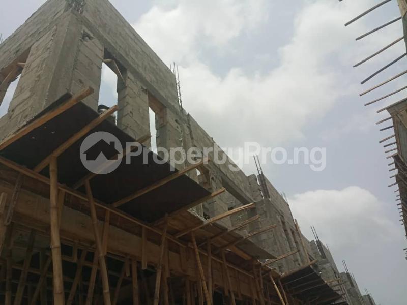 4 bedroom Terraced Duplex House for sale After the 2nd Toll gate, Between Chevron and VGC, Ikota, Lekki Phase 2,  Creek Avenue Court Ikota Lekki Lagos - 23
