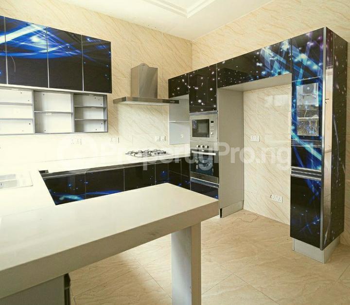 4 bedroom Terraced Duplex for rent Lekki Lekki Phase 1 Lekki Lagos - 4