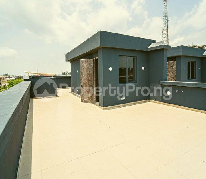 4 bedroom Terraced Duplex for rent Lekki Lekki Phase 1 Lekki Lagos - 2