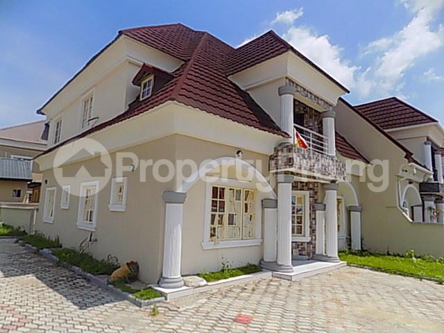 4 bedroom Semi Detached Duplex for sale Eden Garden Estate Eden garden Estate Ajah Lagos - 9