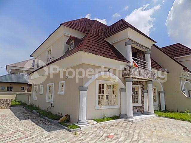 4 bedroom Semi Detached Duplex for sale Eden Garden Estate Eden garden Estate Ajah Lagos - 1