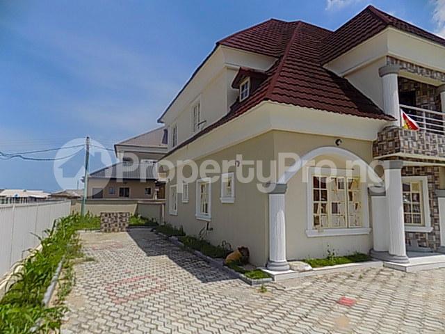 4 bedroom Semi Detached Duplex for sale Eden Garden Estate Eden garden Estate Ajah Lagos - 5