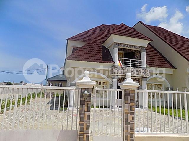 4 bedroom Semi Detached Duplex for sale Eden Garden Estate Eden garden Estate Ajah Lagos - 2