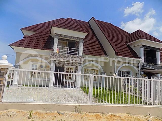 4 bedroom Semi Detached Duplex for sale Eden Garden Estate Eden garden Estate Ajah Lagos - 4