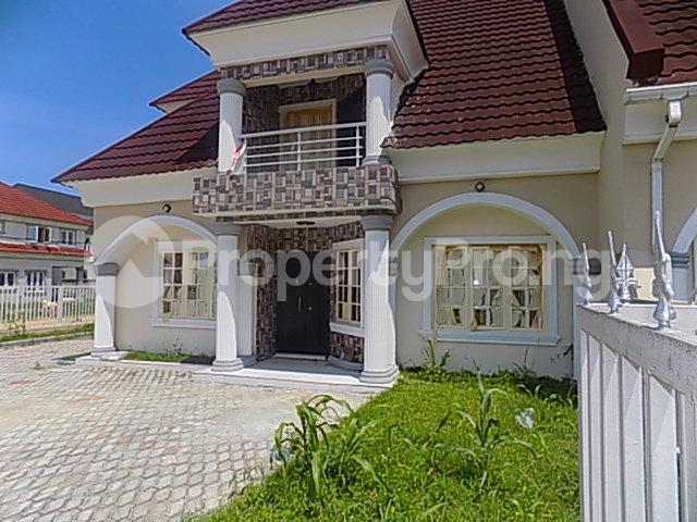 4 bedroom Semi Detached Duplex for sale Eden Garden Estate Eden garden Estate Ajah Lagos - 6