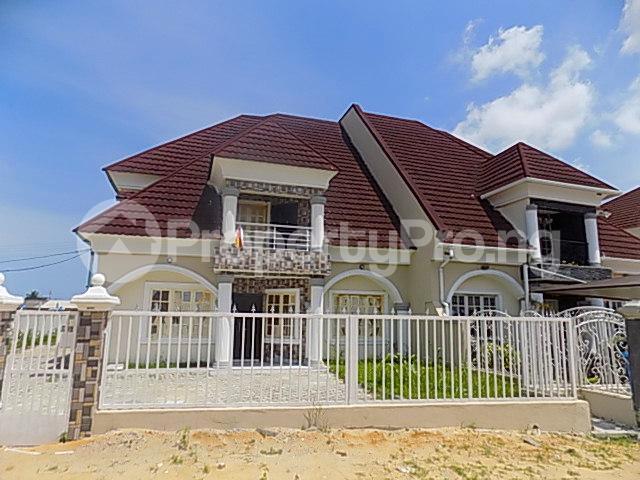 4 bedroom Semi Detached Duplex for sale Eden Garden Estate Eden garden Estate Ajah Lagos - 3