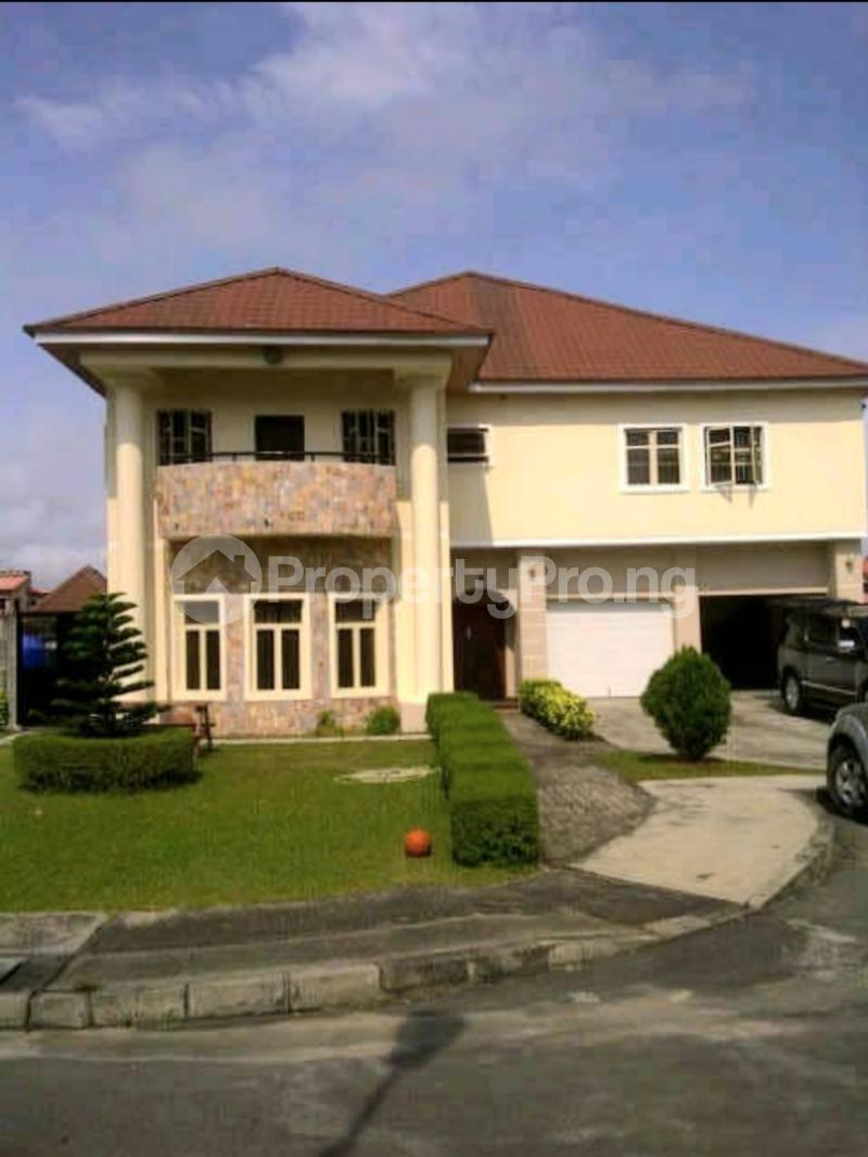 5 bedroom Detached Duplex House for rent Nicon Town Lekki Lagos - 0