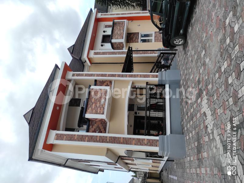 5 bedroom Detached Duplex House for rent Peter Odili Trans Amadi Port Harcourt Rivers - 0