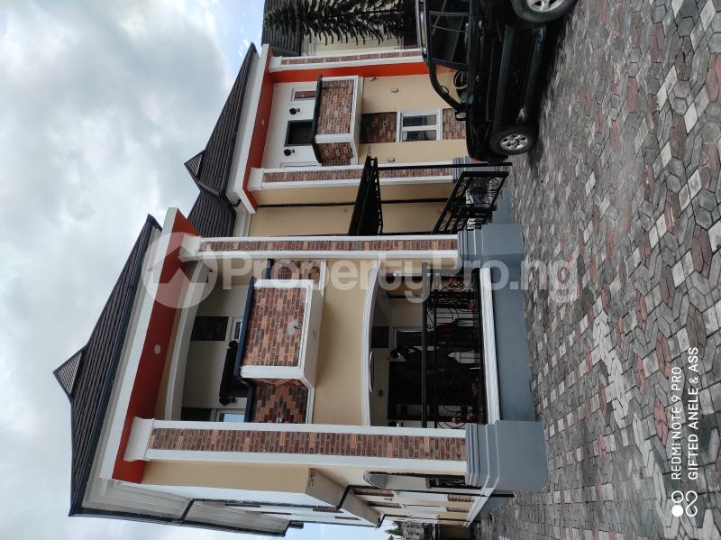 5 bedroom Detached Duplex House for rent Peter Odili Trans Amadi Port Harcourt Rivers - 1