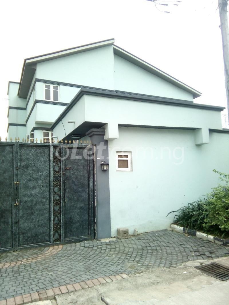 7 bedroom House for sale Behind Mr Biggs Ogudu GRA Ogudu Ogudu Lagos - 1