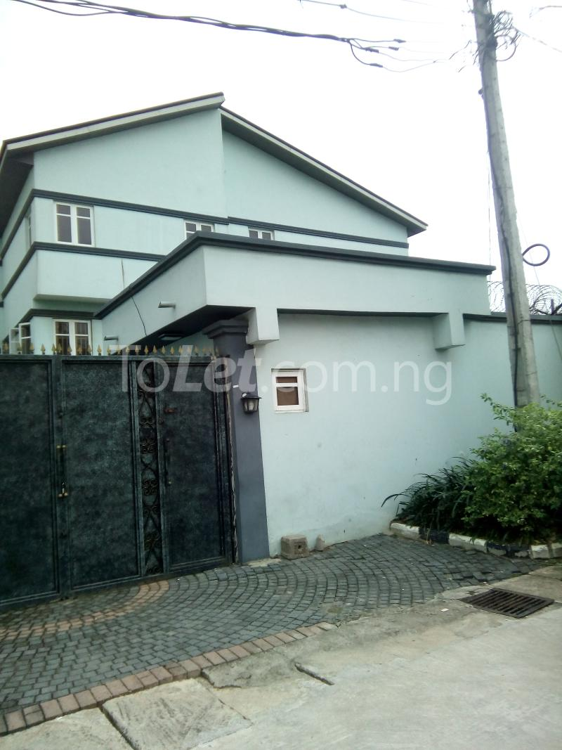 7 bedroom House for sale Behind Mr Biggs Ogudu GRA Ogudu Ogudu Lagos - 0