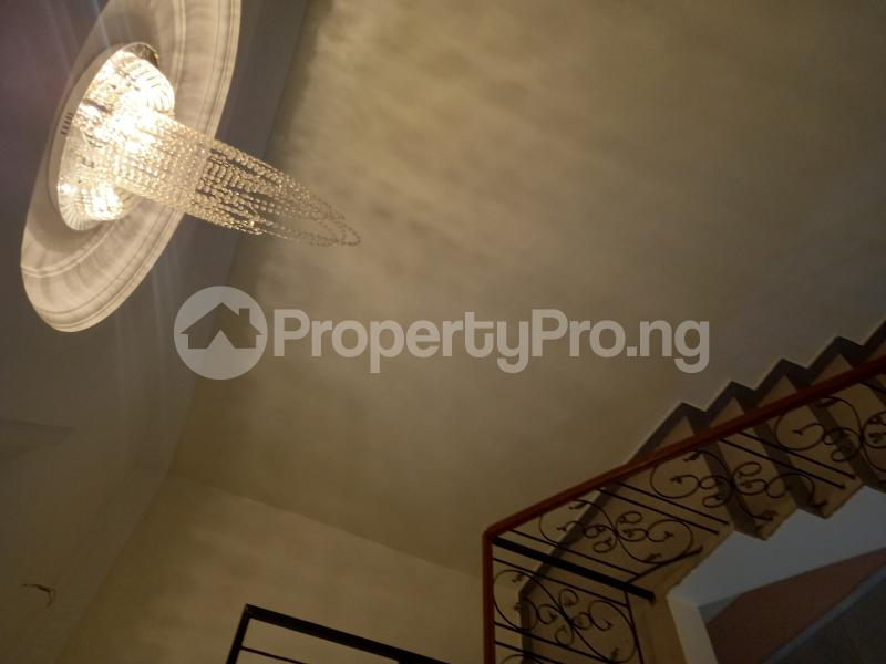 4 bedroom Semi Detached Duplex House for rent In A Gated Estate Monastery road Sangotedo Lagos - 26