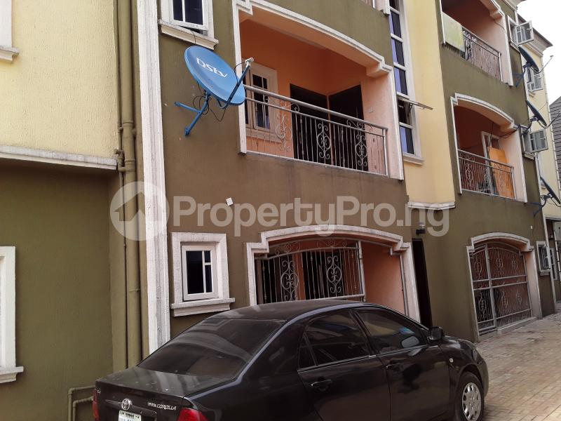 2 bedroom Flat / Apartment for rent  off ELIOZU SHELL COOPERATION AREA  Eneka Port Harcourt Rivers - 0