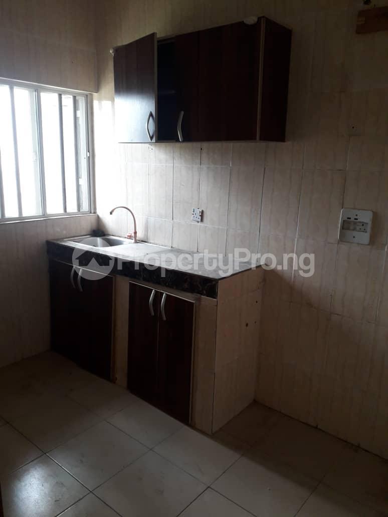 2 bedroom Flat / Apartment for rent By balogun bus stop Ago palace Okota Lagos - 1