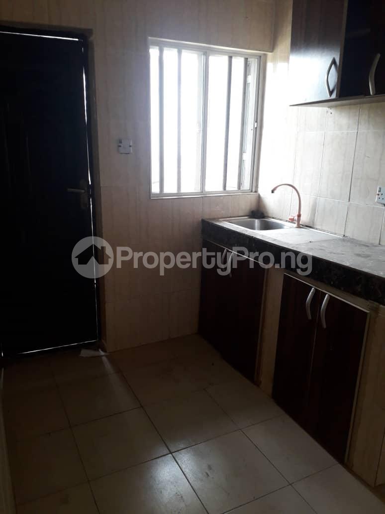 2 bedroom Flat / Apartment for rent By balogun bus stop Ago palace Okota Lagos - 8