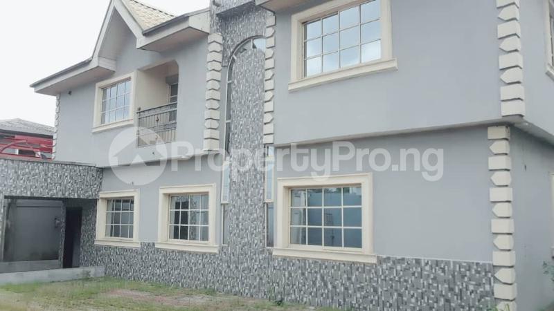 5 bedroom Detached Duplex House for rent Ogudu orioke Ogudu-Orike Ogudu Lagos - 0