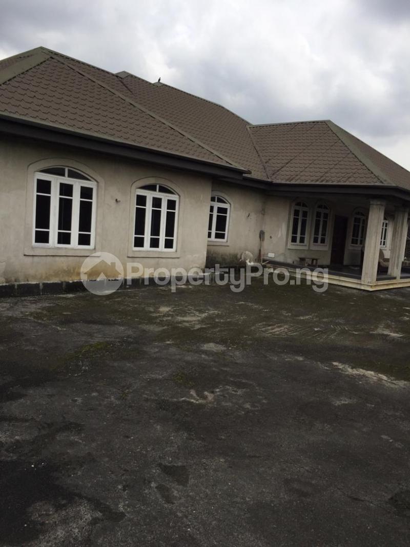 4 bedroom House for sale Woji Port Harcourt Rivers - 11