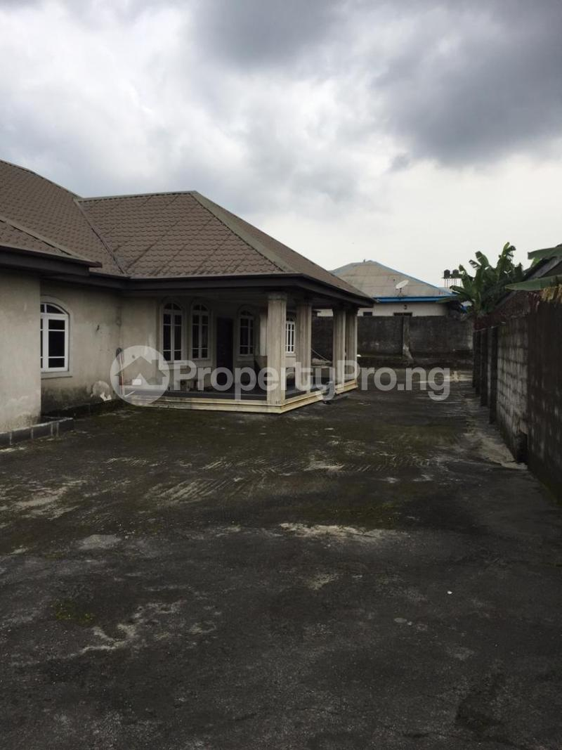 4 bedroom House for sale Woji Port Harcourt Rivers - 8