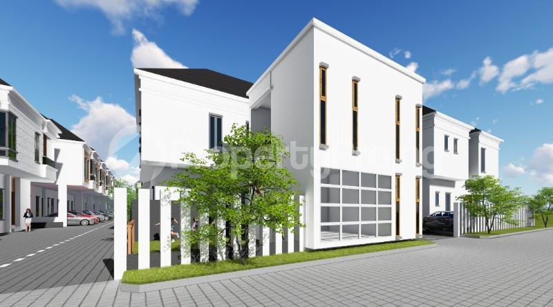 4 bedroom Terraced Duplex for sale Ikota Lekki Lagos - 26
