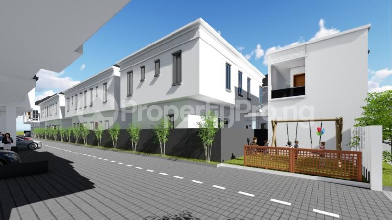 4 bedroom Terraced Duplex for sale Ikota Lekki Lagos - 23