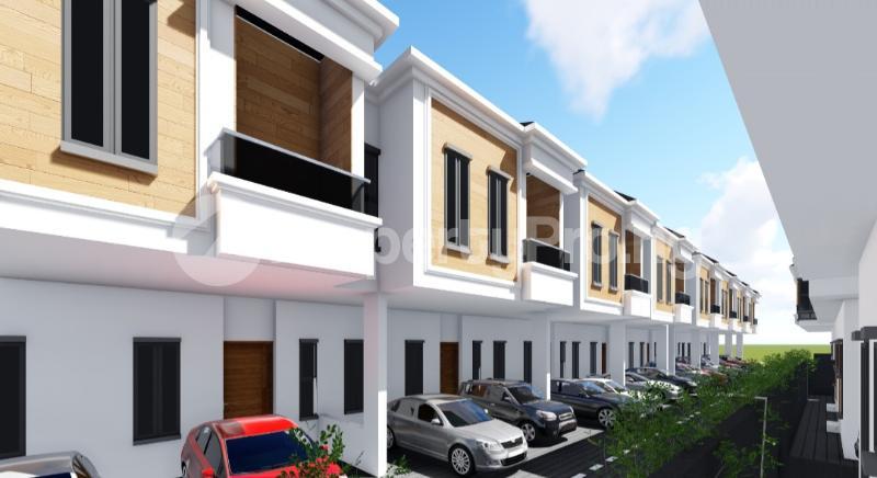 4 bedroom Terraced Duplex for sale Ikota Lekki Lagos - 16
