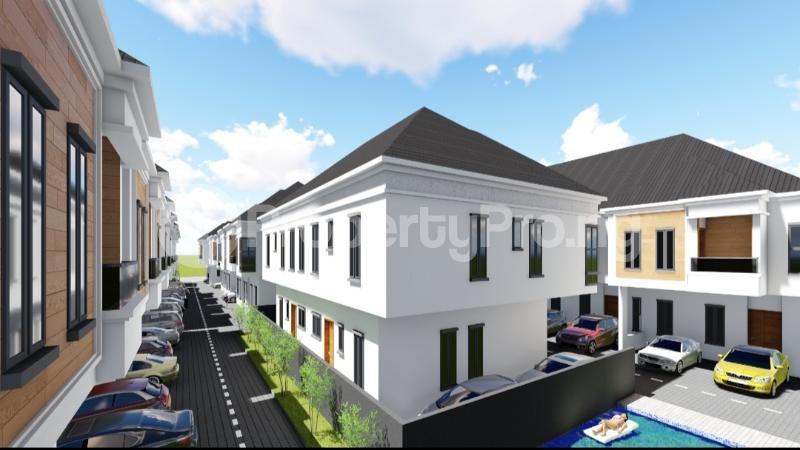 4 bedroom Terraced Duplex for sale Ikota Lekki Lagos - 3