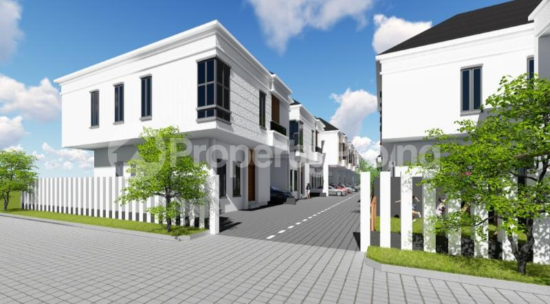 4 bedroom Terraced Duplex for sale Ikota Lekki Lagos - 19