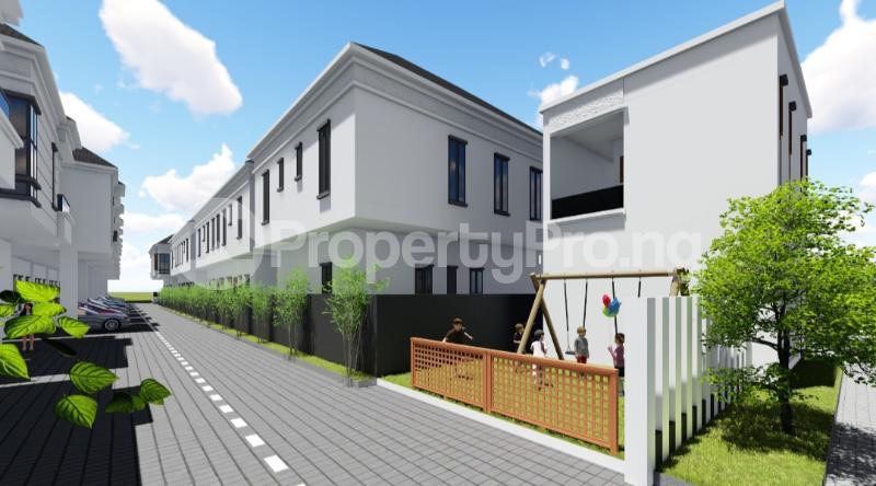 4 bedroom Terraced Duplex for sale Ikota Lekki Lagos - 17