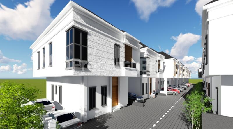 4 bedroom Terraced Duplex for sale Ikota Lekki Lagos - 22