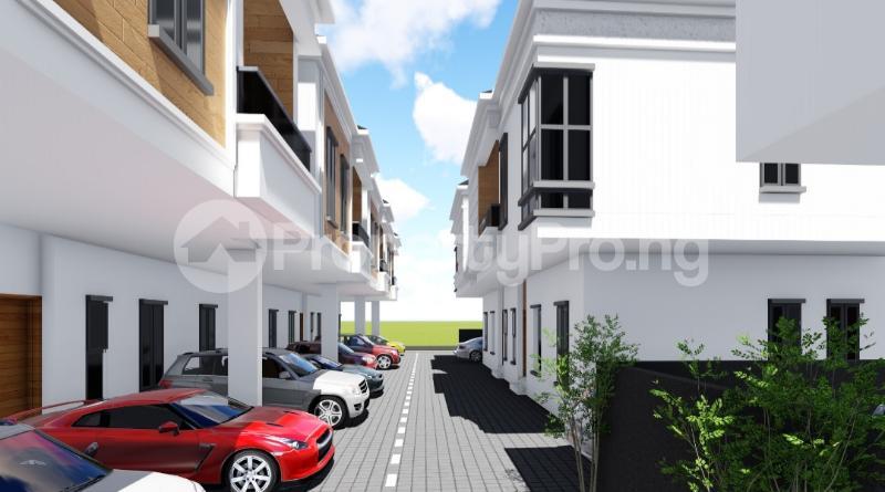 4 bedroom Terraced Duplex for sale Ikota Lekki Lagos - 7