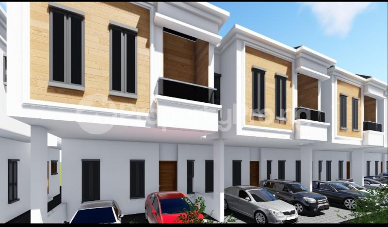 4 bedroom Terraced Duplex for sale Ikota Lekki Lagos - 10
