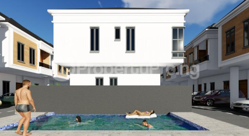 4 bedroom Terraced Duplex for sale Ikota Lekki Lagos - 5