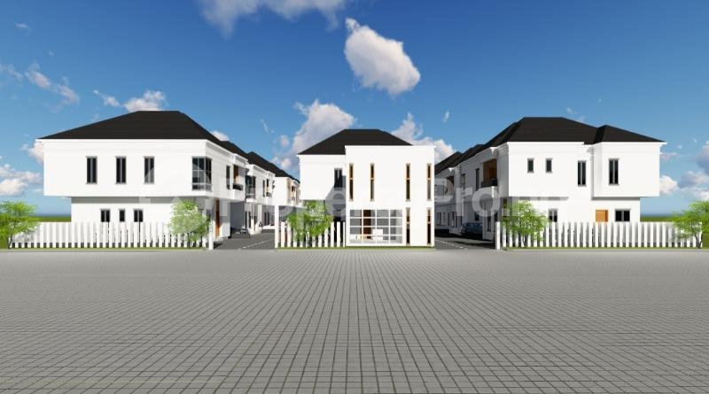 4 bedroom Terraced Duplex for sale Ikota Lekki Lagos - 21