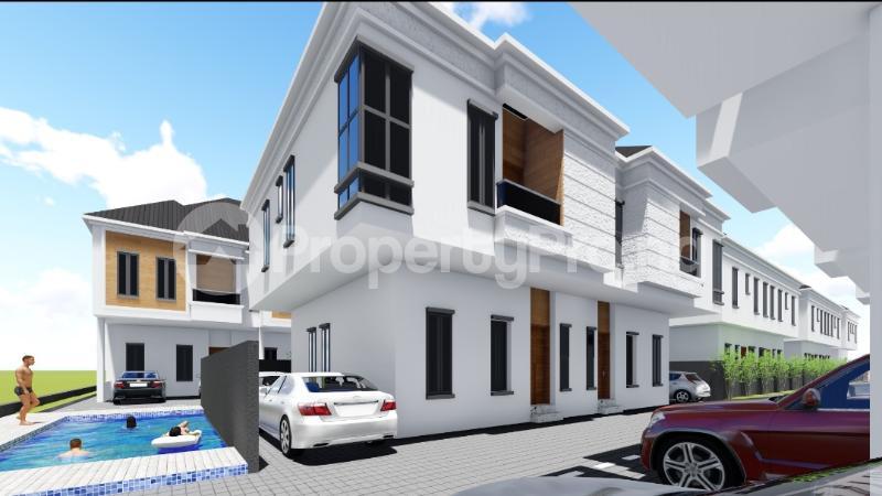 4 bedroom Terraced Duplex for sale Ikota Lekki Lagos - 28