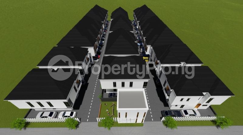 4 bedroom Terraced Duplex for sale Ikota Lekki Lagos - 9