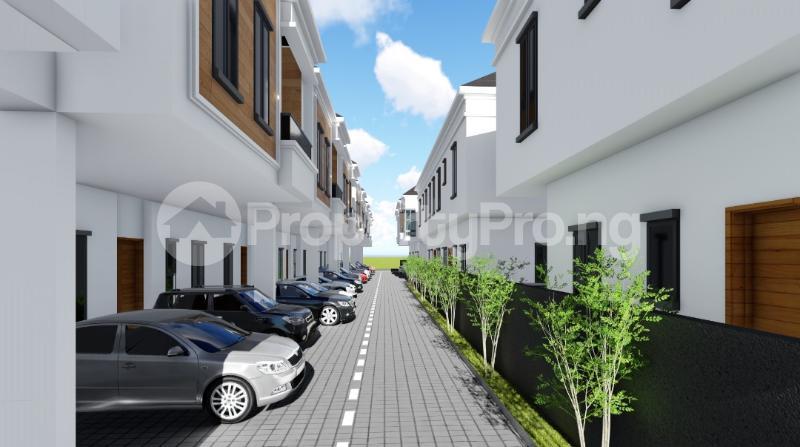 4 bedroom Terraced Duplex for sale Ikota Lekki Lagos - 27