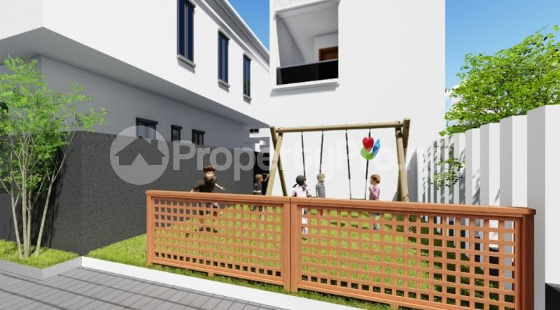 4 bedroom Terraced Duplex for sale Ikota Lekki Lagos - 25