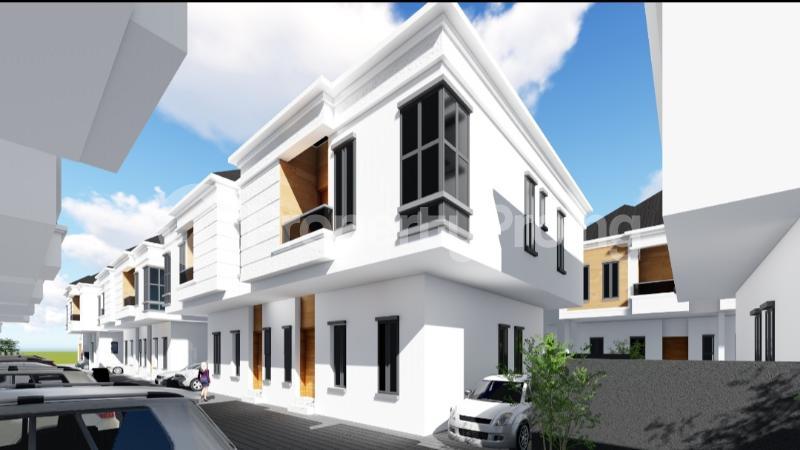 4 bedroom Terraced Duplex for sale Ikota Lekki Lagos - 13